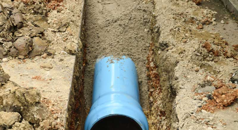 Storm Sewer Line Installation Services